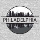 Philadelphia Pennsylvania by FamilyT-Shirts