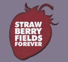 Strawberry Fields Forever T-shirt by Gary320