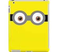 Minion Eyes iPad Case/Skin