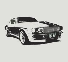 Mustang GT500 by BenLindsayTs