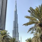 The Burj Khalifa ( 2 ) by Larry Lingard-Davis