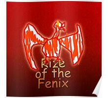 Rize of the Fenix! (Tenacious D) - Fanmade stupid Poster