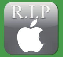 Tribute - Steven/Steve Jobs R.I.P (February 24, 1955 – October 5, 2011) Kids Clothes
