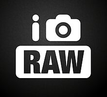 i [shoot] RAW by FanmadeStore