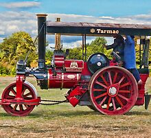 Fowler Road Roller by ipgphotography