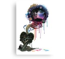 Treehuggers Canvas Print