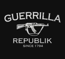 Immortal Technique Guerrilla Republik by elitecross