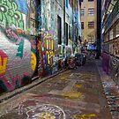 Urban Colour by Cameron B