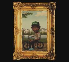 tyler the creator wolf of odd future by CORDERA