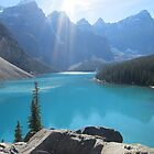 Morraine Lake by justineb