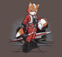 Rebel Fox by DJKopet