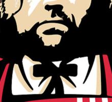 The Hound KFC. Sticker