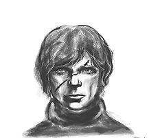 Tyrion Lannister by GeorgiMinkov