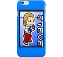 Steve Fox iPhone Case/Skin