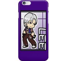 Lee Chaolan (Violet) iPhone Case/Skin