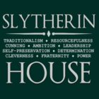 Slytherin House by LovelyOwls