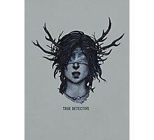 True Detective art Photographic Print