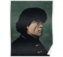 Tyrion Lannister portrait. Poster