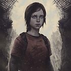 The Last Of Us Ellie by yurishwedoff