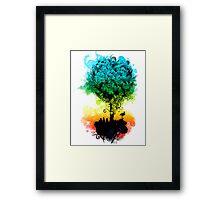 magical tree Framed Print