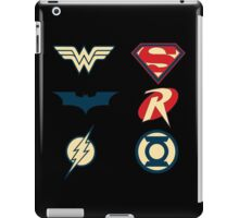 Justice League  iPad Case/Skin