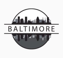 Baltimore Maryland by FamilyT-Shirts
