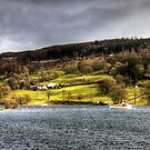 Coniston Water by Tom Gomez