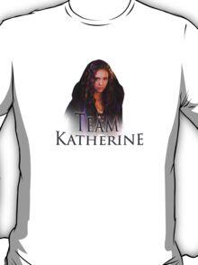 Team Katherine Vampire Diaries T-Shirt