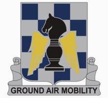 82nd Aviation Regiment - Ground Air Mobility by VeteranGraphics