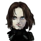 Bucky Barnes_Winter Soldier by rellicgin