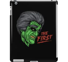 The First iPad Case/Skin