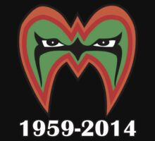 RIP Ultimate Warrior by stfubaker
