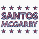 Santos McGarry by Sam K