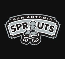 San Antonio Sprouts (San Antonio Spurs) by Malkin