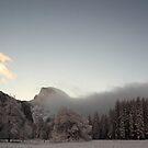 Yosemite - Sunrise by Mark Bolton