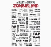 The Rules To Survive Zombieland. by SoftSocks