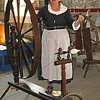 Spinning a Yarn by Monnie Ryan