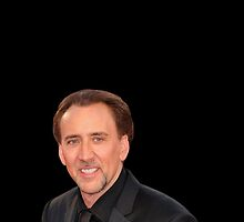 Nicolas Cage by Wildster