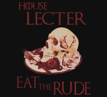 house lecter - eat the rude - game of thrones by FandomizedRose