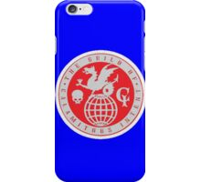 The Guild Of Calamitous Intent iPhone Case/Skin