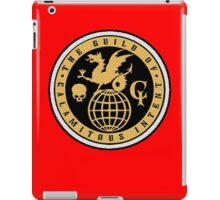 The Guild Of Calamitous Intent iPad Case/Skin