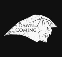 Gargoyles - Dawn is Coming by sugarpoultry