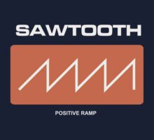 Sawtooth (Positive Ramp) by ixrid