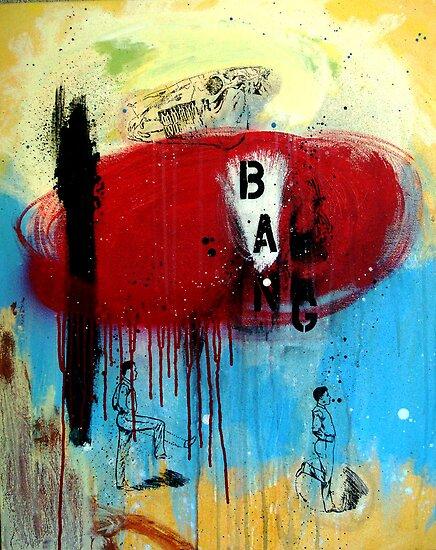 BANG by Alvaro Sánchez