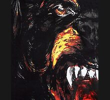 Givenchy Dog Rottweiller by costanza19