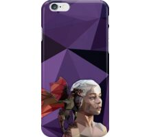 Daenerys and her dragon iPhone Case/Skin