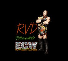Rob Van Dam - Basic Design by JGManRulz