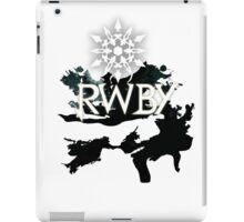 RWBY white snow iPad Case/Skin
