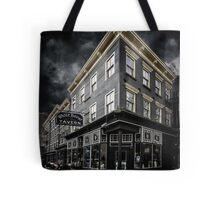The White Horse Tavern Tote Bag