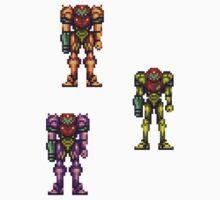 Super Metroid by vedard